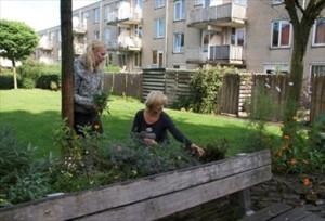 Foto Eetbare Stad de Nieuwe Tuin1